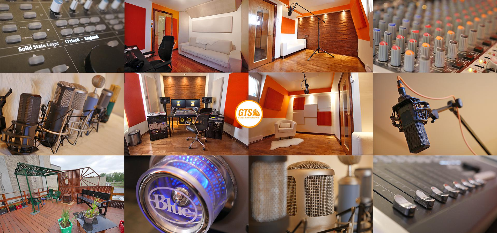 recording studio booth, recording studio, mixing studio, mastering studio, great things studio booth, Montreal